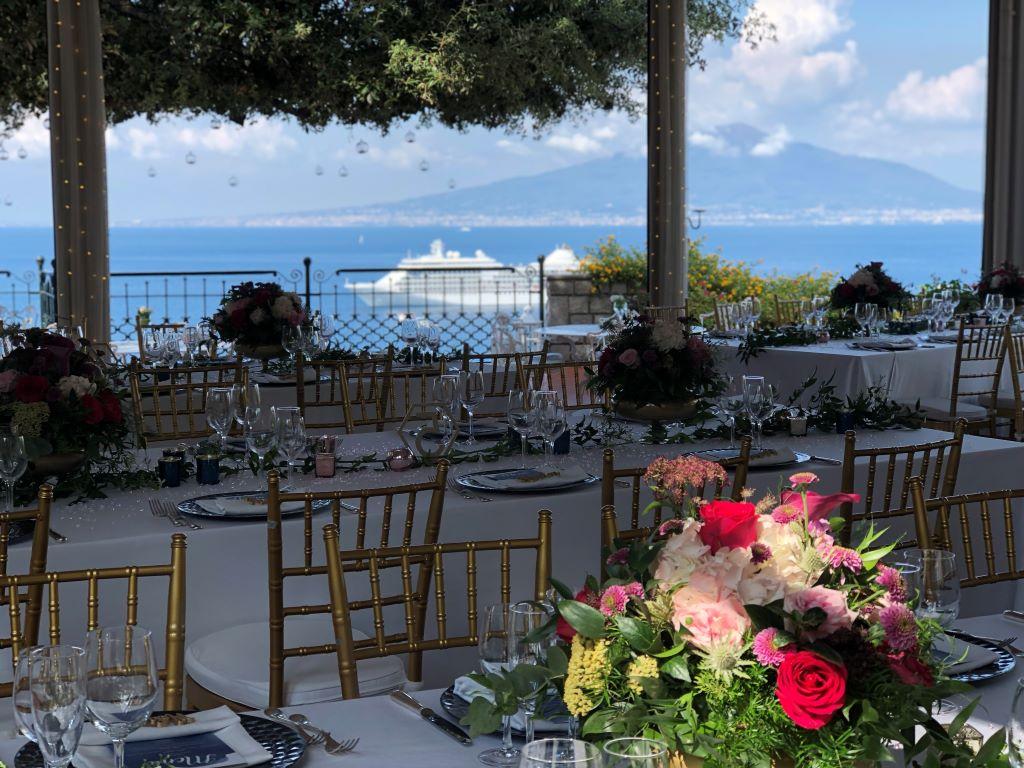 villa wedding venue Sorrento